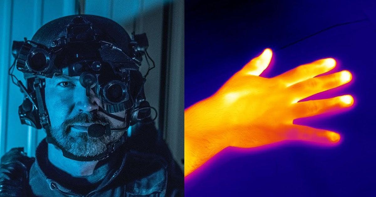 Thermal Imaging vs  Night Vision   FLIR Systems