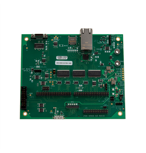 Boson Test Board, Detail PCB ASSY