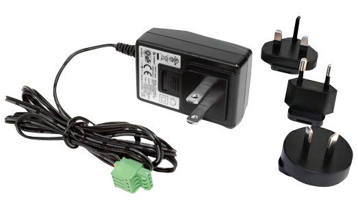 12V Power Supply with Terminal Block Connector   FLIR Systems