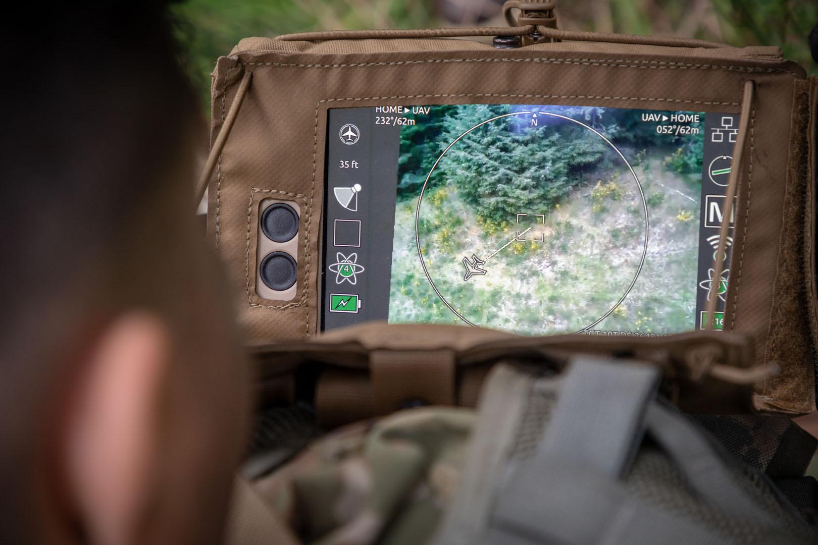 personal recon nano drone