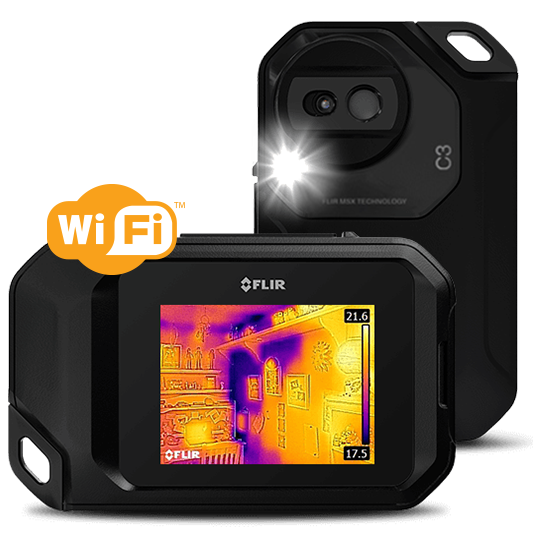 The NEW FLIR C3 | FLIR Systems