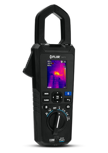 FLIR CM275 IGM Clamp Meter with Wireless Datalogging