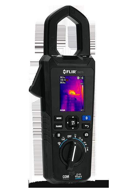 FLIR CM275 IGM Clamp Meter with Wireless Datalogging