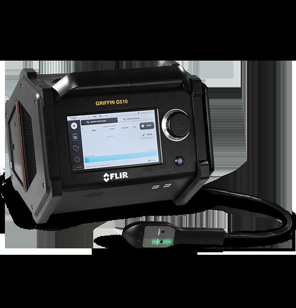 Portable Gas Detection >> Griffin G510 Person-Portable GC-MS | FLIR Systems