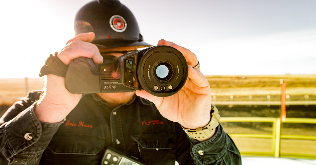 Reaching new milestones with optical gas imaging | FLIR Systems