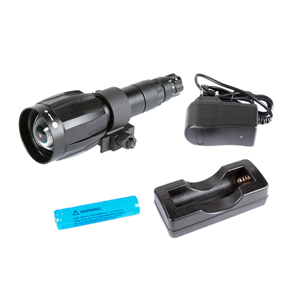IR850-XLR Detachable LED Extra Long Range Infrared Illuminator