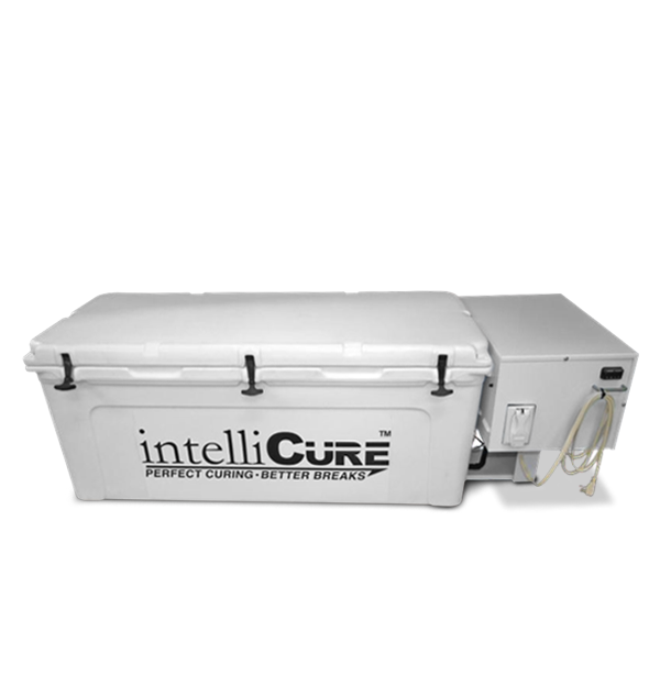 intelliCure Standard Curing Box