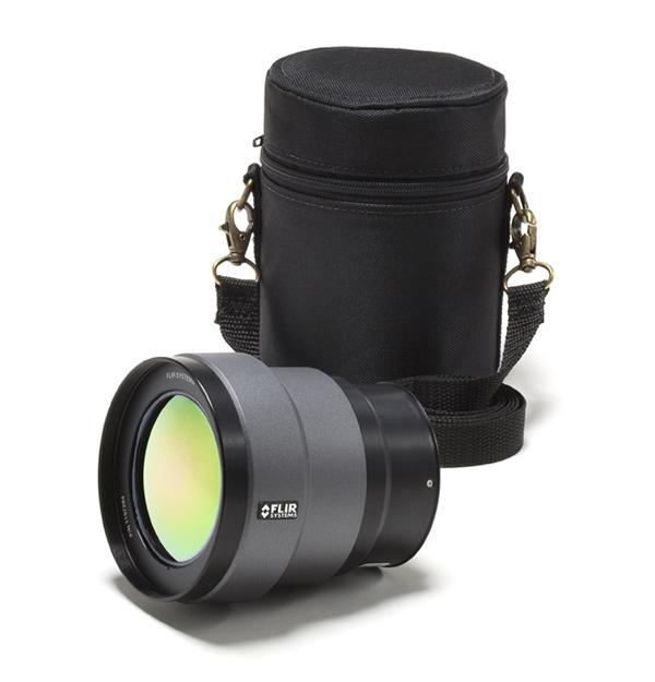 IR Lens, 6° FOV, 92mm (T197388)