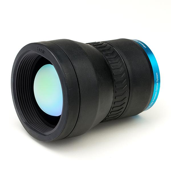 IR lens, 12° FOV, 83.4 mm (T199077)