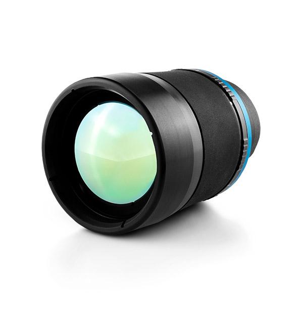 IR lens, 6° FOV, 70 mm (T300095)