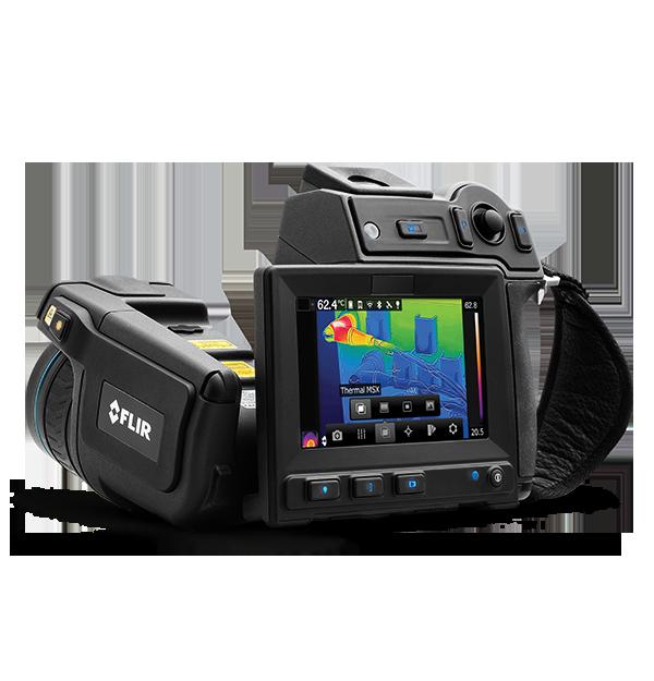 Flir T600 Thermal Camera For Predictive Maintenance Flir