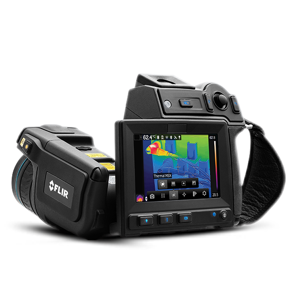 Handheld Thermal Cameras | FLIR Industrial | FLIR Systems