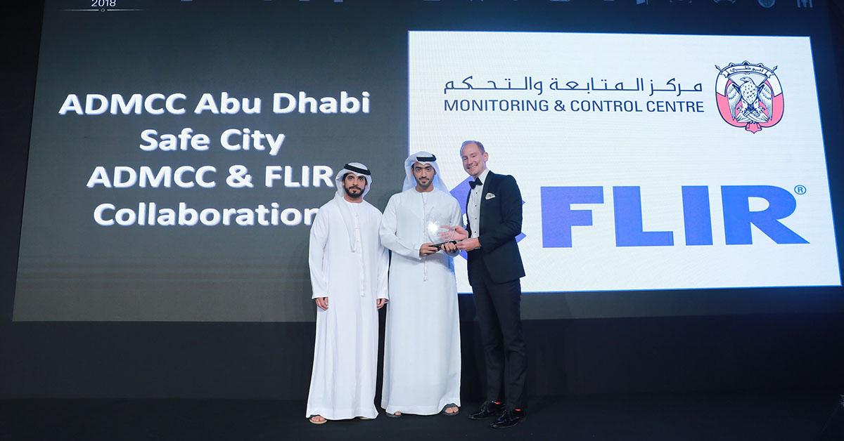 FLIR Abu Dhabi Safe City Project Wins Security