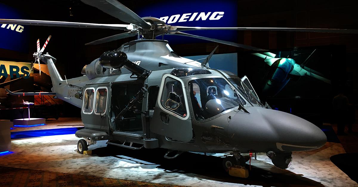 Boeing-Leonardo Team Selects FLIR Systems EO/IR Surveillance