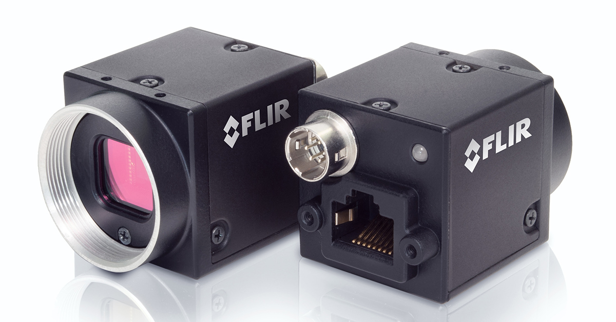 Blackfly S GigE Machine Vision Visible-Light Cameras Now