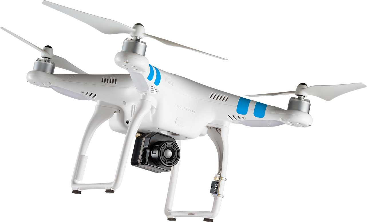 FLIR Introduces New Professional Grade Thermal Camera For Commercial Drones