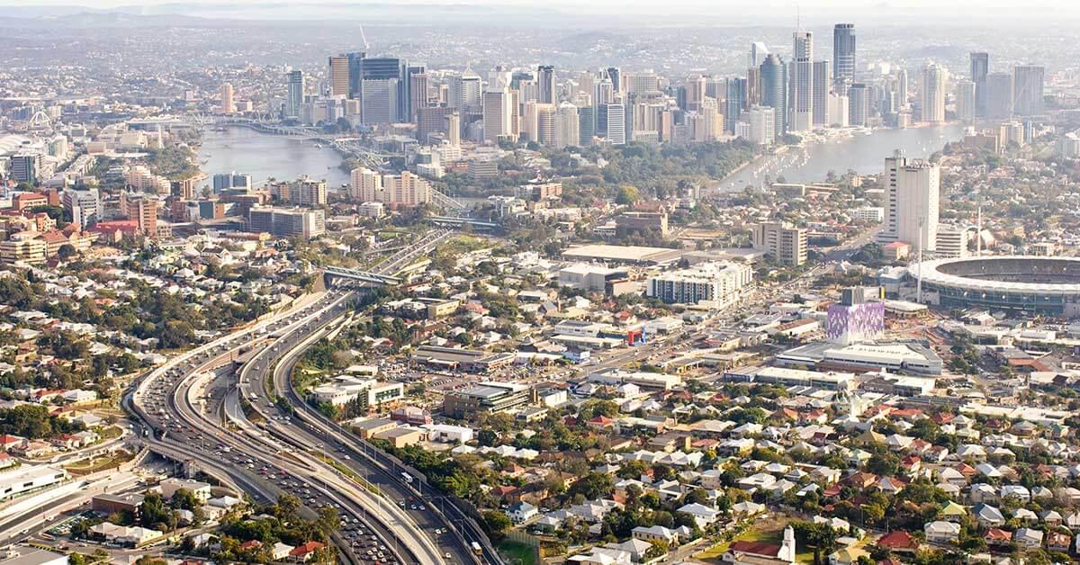 all about brisbane australia