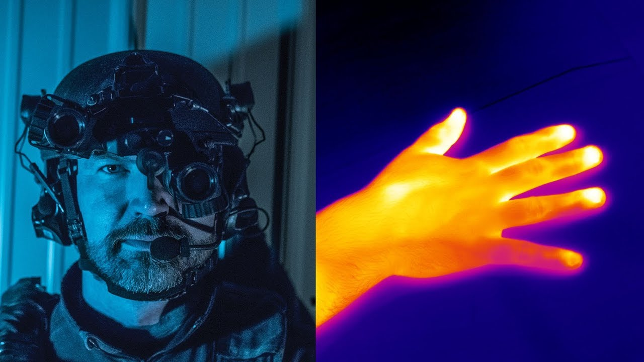 Thermal Imaging vs Night Vision - What's the difference?