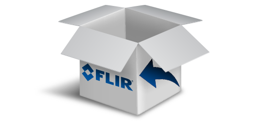 Return Your FLIR Maritime Product
