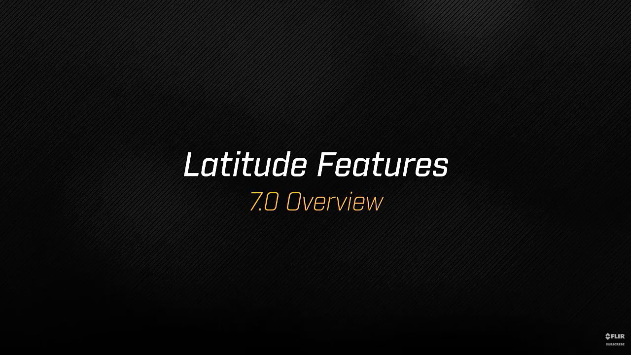 7.0 Tools & Features Overview